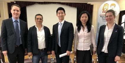 Delegates of IPC and AI